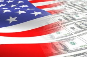American-flag-money