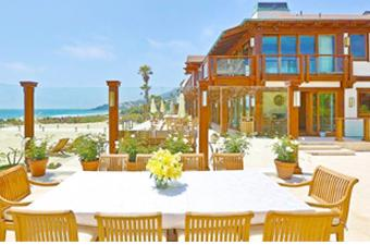 Enjoy Summer In Style at Pierce Brosnan's Malibu Manse