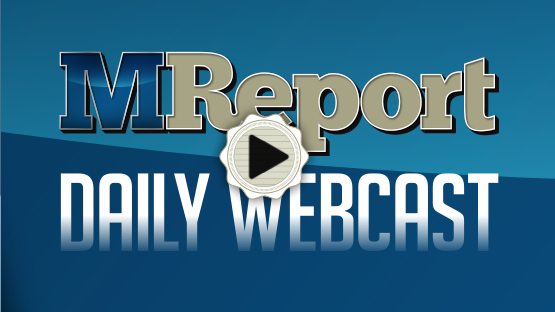 The MReport Webcast: Monday 3/23/2015