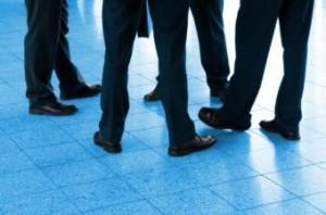 feet-group-talking