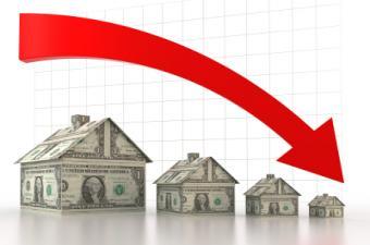 house-graphdown