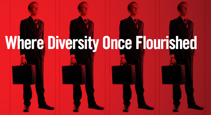 Intense Regulations Sow Homogeny Where Diversity Once Flourished