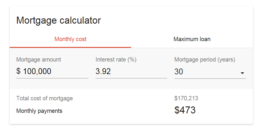 Yahoo Introduces Mortgage Rate Calculator Themreport Com