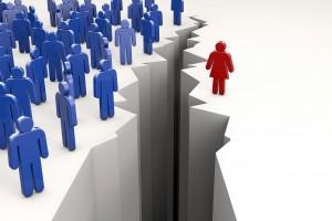 The Lending Gap