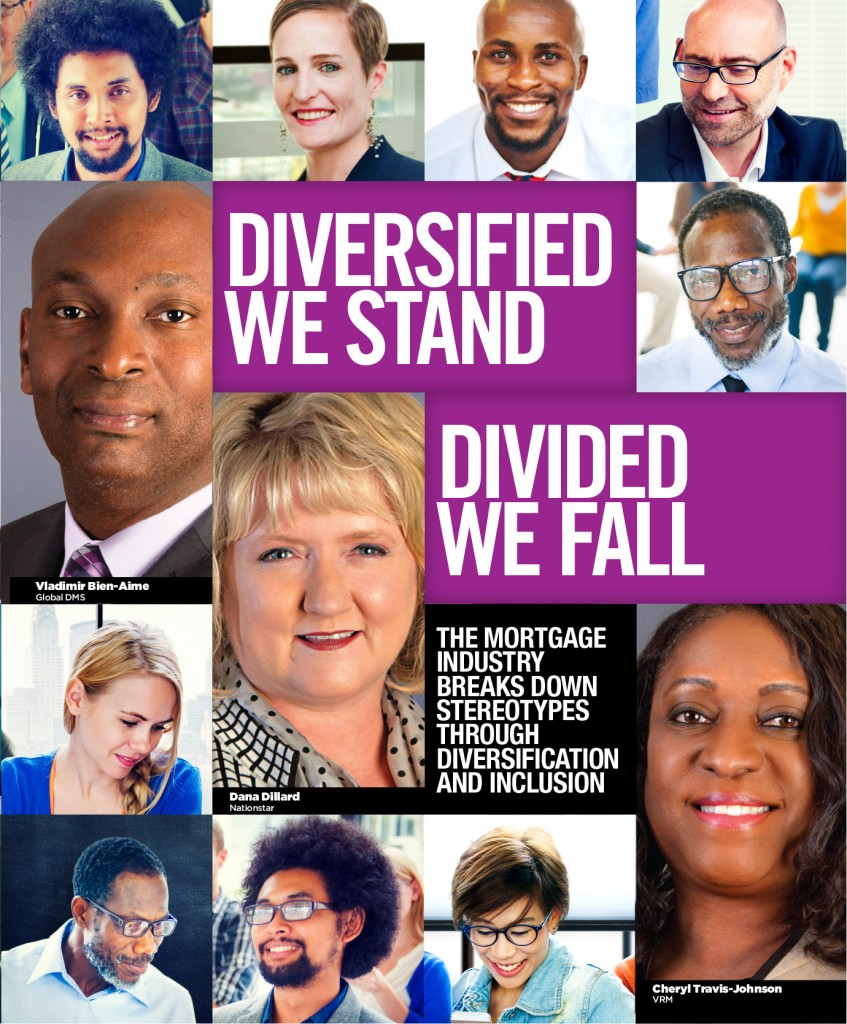 Diversified We Stand Divided We Fall