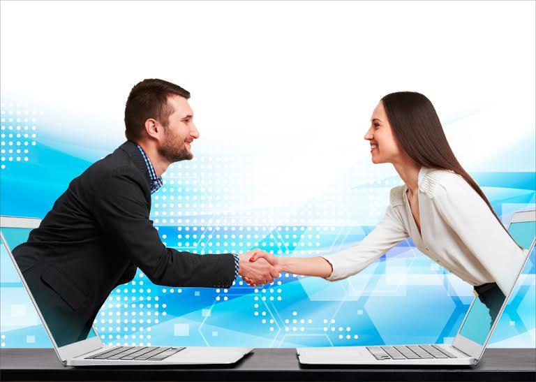 The Age of the Virtual Handshake - theMReport.com