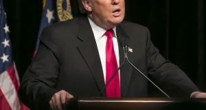 President-Elect Trump Hosts Financial Transition Team, Business Leaders in NYC