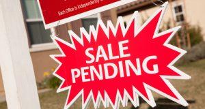Pending Home Sales Stuck?