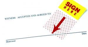 Amending Federal Mortgage Disclosure