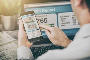 Credit Score, FICO, TransUnion, Experian
