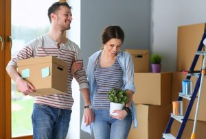 couple, moving in