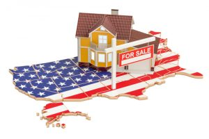 map, home prices, for sale, America, U.S., United States