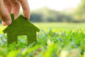 green housing, going green