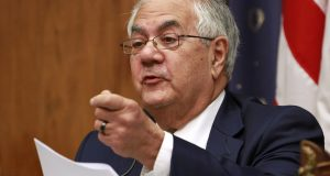 Barney Frank States Oppositions to Senate Bill