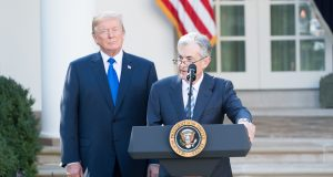 President Trump Nominates Jerome Powell as Fed Chair
