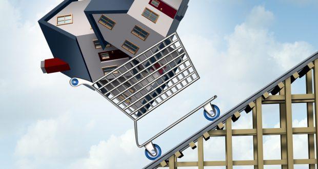 The Top 16 High-Risk Housing Markets