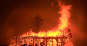 California Wildfires: Adding Up the Cost to Housing