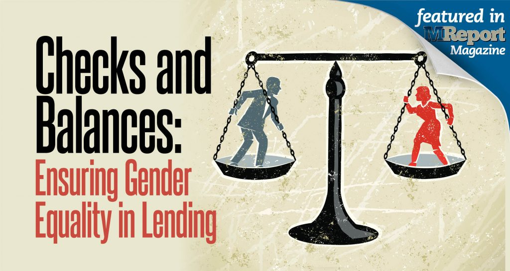 Checks and Balances: Ensuring Gender Equality in Lending