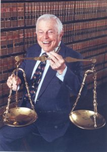 Legal Industry Mourns the Passing of Baker Donelson Co-founder