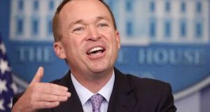 Don't Fund CFPB In Q2 Mulvaney States