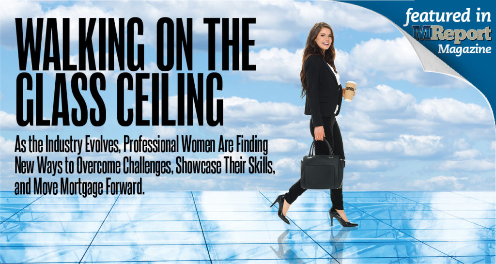 Walking on the Glass Ceiling - theMReport.com