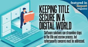 Keeping Title Secure in a Digital World