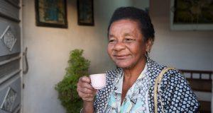 elderly, senior housing